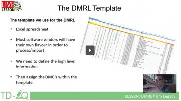DMRL from Legacy