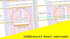 S1000D Issue 4.1 Patch C - out now
